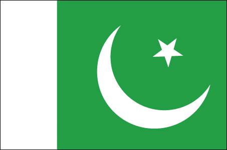 Gambar Negara Pakistan Mewarnai Gambar Bendera Negara Pakistan Contoh Anak Paud
