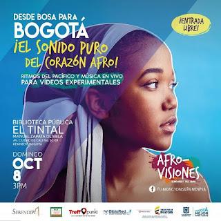 Sonido Puro del Corazon Afro 2017 en Kennedy