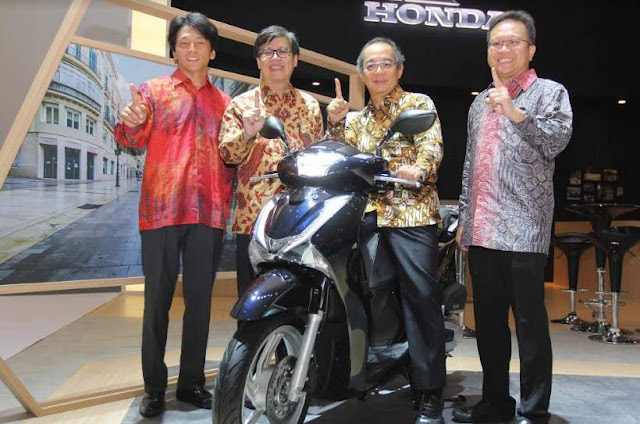Honda-SH150i-ABS-Indonesia