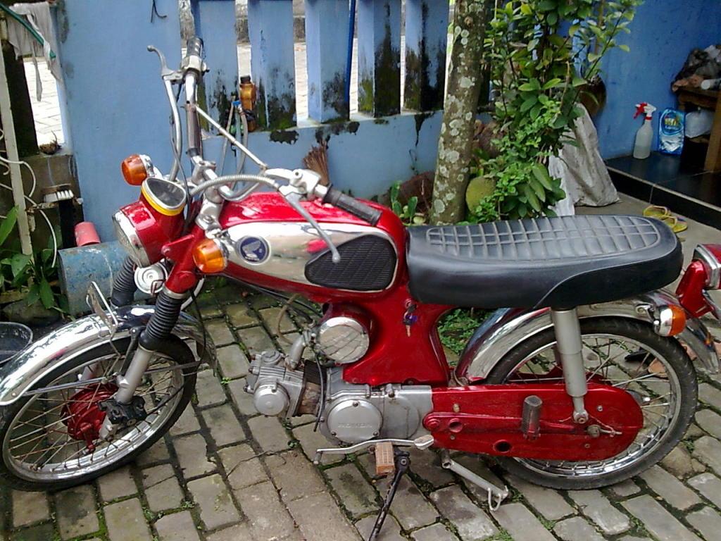 Modifikasi Honda S SRj Modification Bikerz