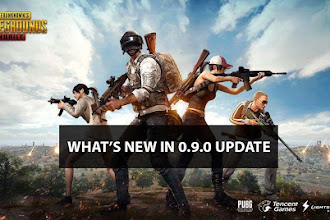 PUBG Mobile 0.9.0 gets Night Mode With Many Features