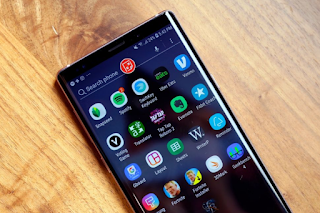 Samsung Galaxy Note 9: Cara Menghapus Aplikasi bloatware di Samsung Galaxy Note 9