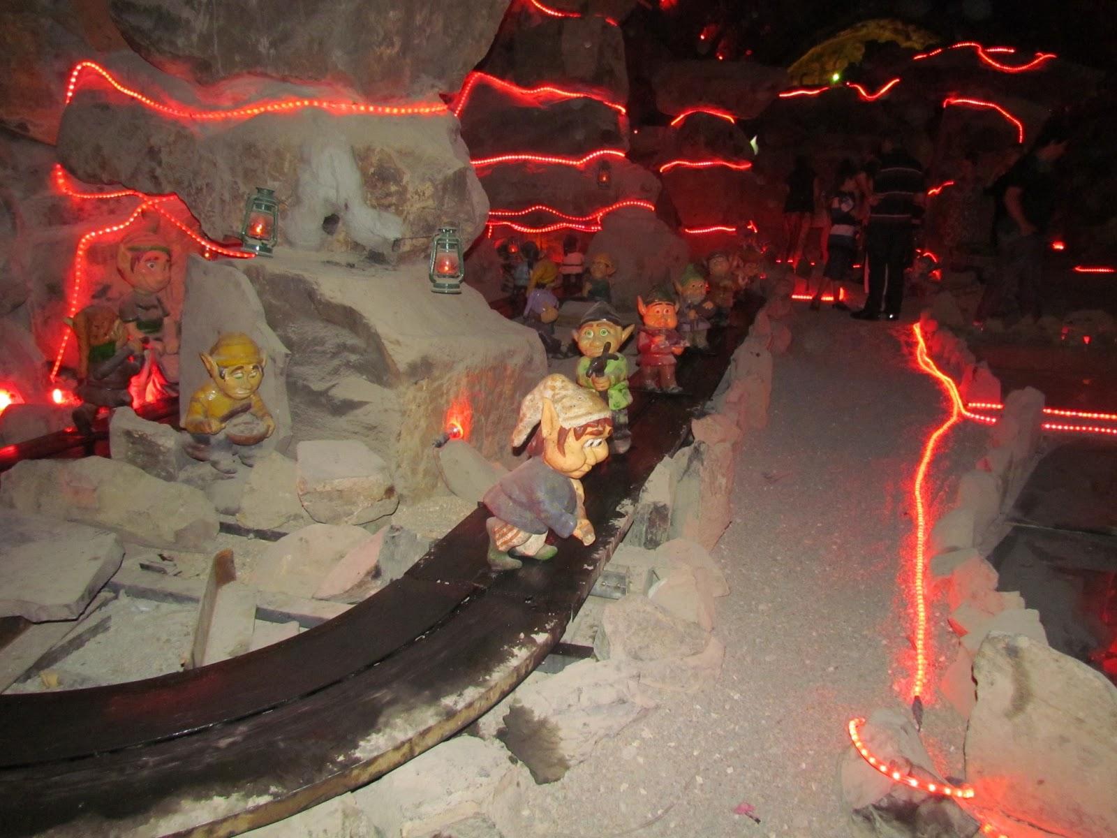 Caverna Terra Mágica Florybal