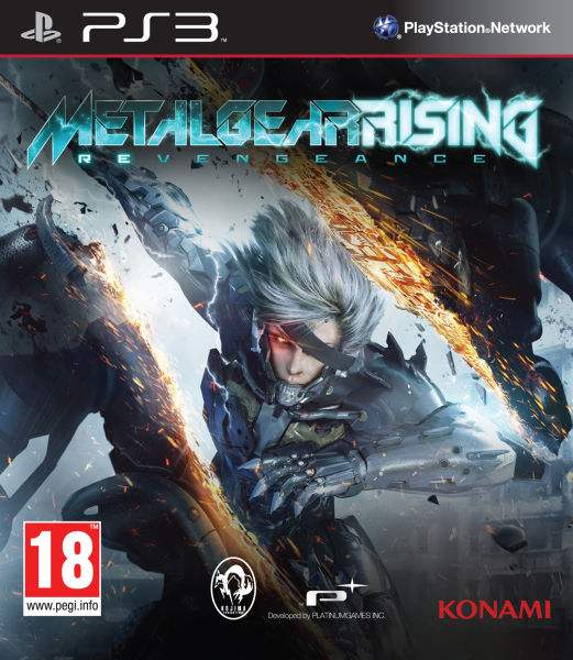 PS3 Metal Gear Rising Revengeance BLES01750 Patch 1 01 EBOOT Fix for