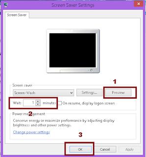 Download ScreenWash ScreenSaver Dekstop