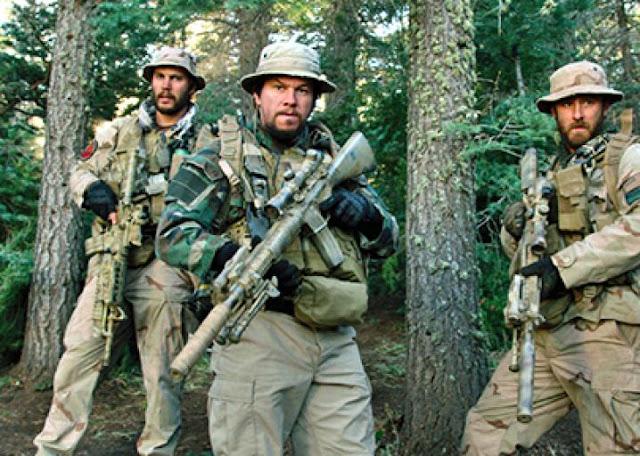 hantu baca Film Perang Terbaik di Perang DUNIA II Berdasarkan Kisah Nyata LONE SURVIVOR