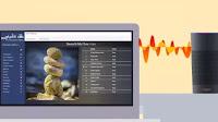 Riprodurre musica MP3 e brani del PC su Alexa/Echo e Google Home