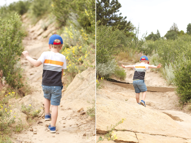 Hiking in Denver area with toddlers