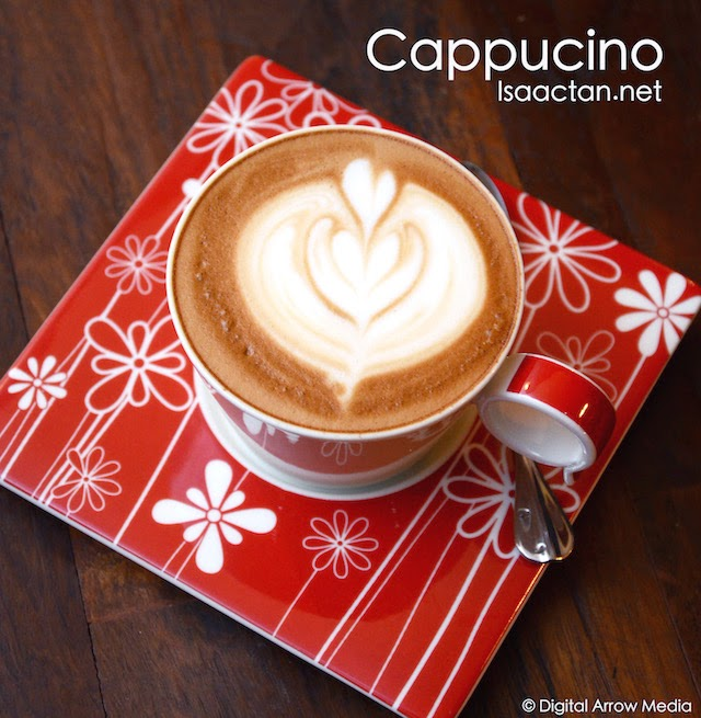 Cappuccino - RM9