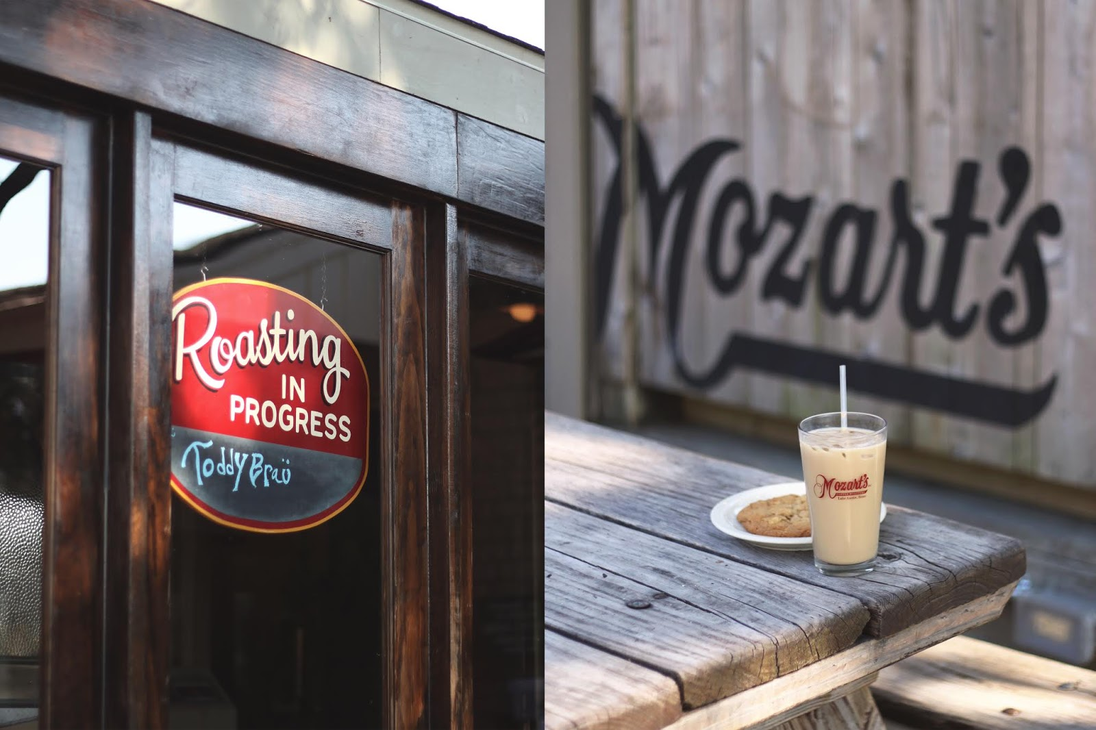 Mozart's Austin, Iced Coffee, Cozy Coffee Shop, Coffee Shops Vibe