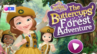Buttercups Forest Adventure game