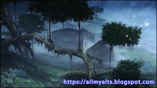 GW2, Guild Wars 2, Swamp, Fantasy Land, Fantasy landscape