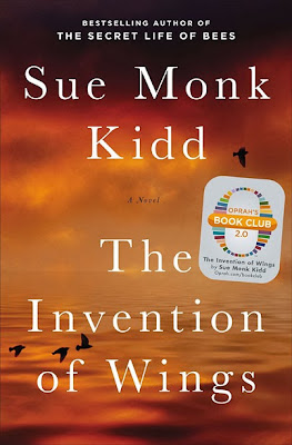 The Invention of Wings by Sue Monk Kidd – Book Cover