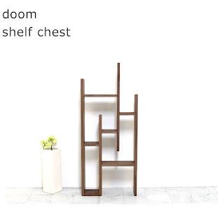 【LAK-L-049】ドゥーム free shelf