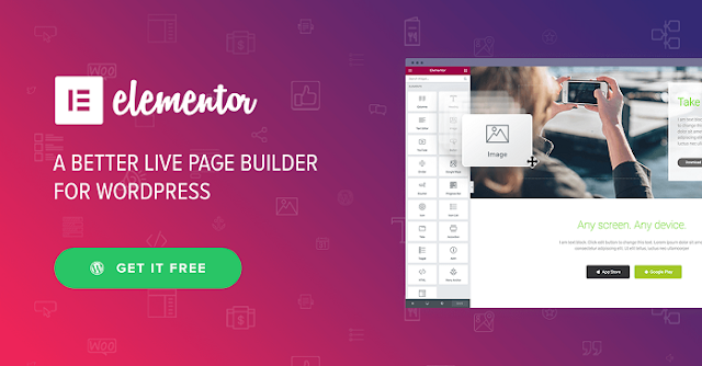 Now yous tin easily exercise high character websites in addition to perfect pixels at tape speeds Elementor Pro Latest Version Free Download – Drag & Drop Page Builder For WordPress