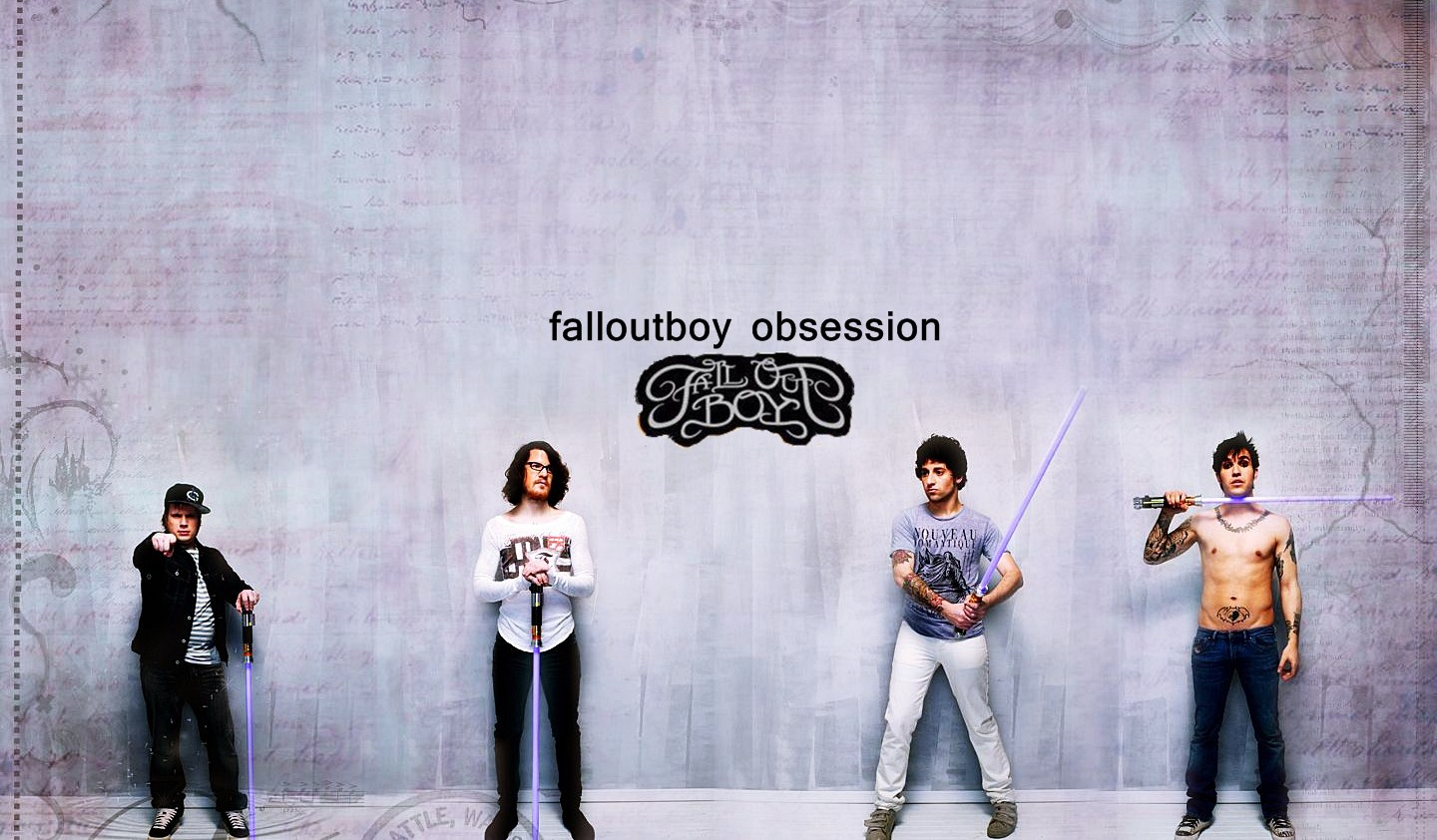 Fall Out Boy Wallpaper Logo Fall Out Boy Wallpapers Fob Obsession Fall Out Boy