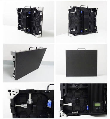 Màn hình led p5 cabinet chính hãng tại Trà Vinh