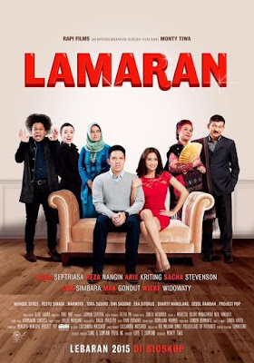 Sinopsis film Lamaran (2015)