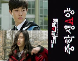Sinopsis Middle School Student A (Drama Special)
