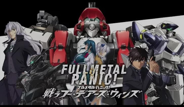 Bandai Namco announced Full Metal Panic! Fight: Who Dares Wins for PS4