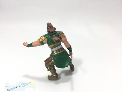 mô hình nhân vật Tam Quốc Chí 6