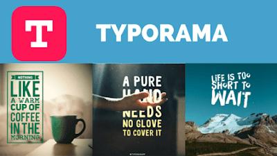 تطبيق-Typorama-لإضافة-نص-إلى-الصور-على-الآيفون