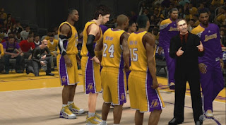 NBA 2K13 Roster - Mike D'Antoni new Lakers coach