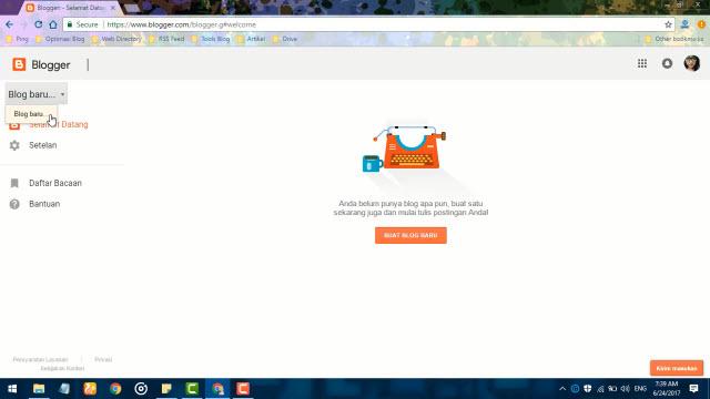 Hal Pertama Yang Harus Dilakukan Blogger Pemula (Bangun Blog Berkompeten)