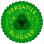 Versatile Blog Awards