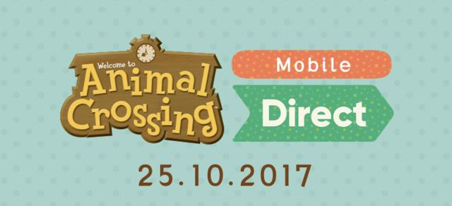 Este miércoles Nintendo Direct del título de móvil de Animal Crossing