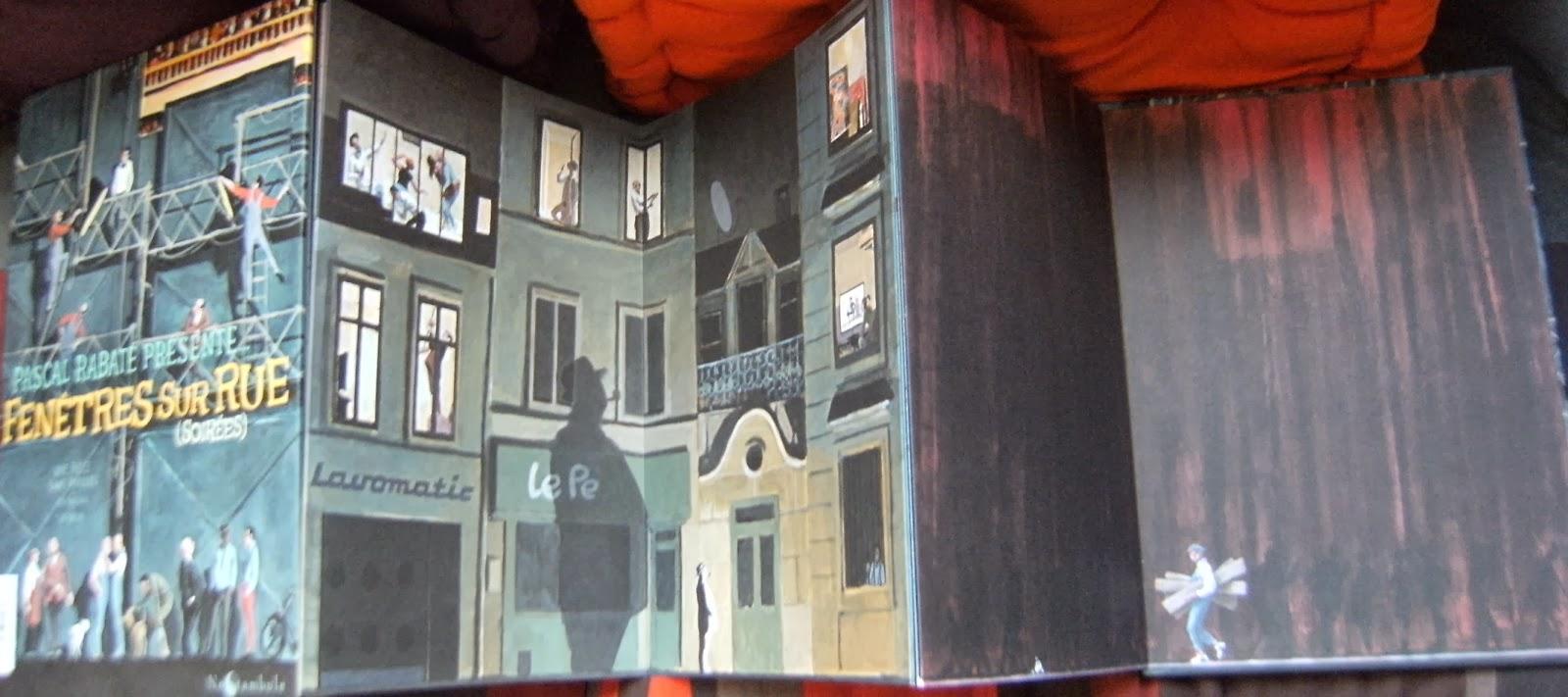 bedepolar retour fracassant fen tres sur rue de pascal rabat soleil. Black Bedroom Furniture Sets. Home Design Ideas