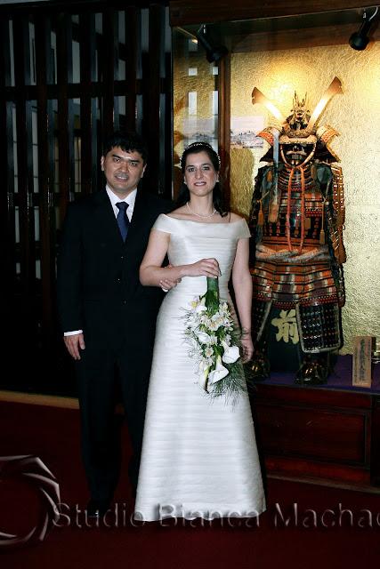 fotos de casamento japones