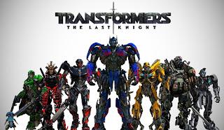 film terbaru 2017 Transformers: The Last Knight