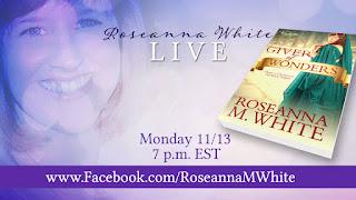 http://www.facebook.com/roseannamwhite