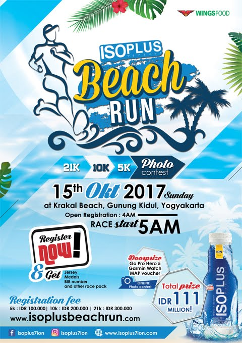 IsoPlus Beach Run • 2017