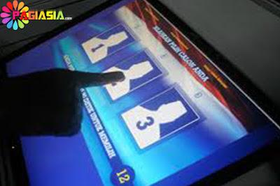 Pansus Pemilu Mencoba Sistem E-Voting dan E-Counting Untuk Pilkada Nanti