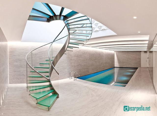 Modern spiral staircase designs, glass spiral staircase, circular staircase