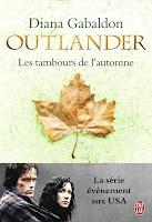 Couverture Outlander T4 Les tambours de l'automne