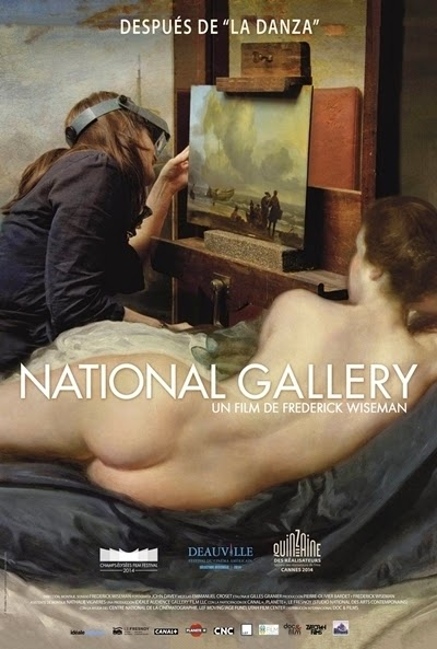 Póster: National Gallery (2014)