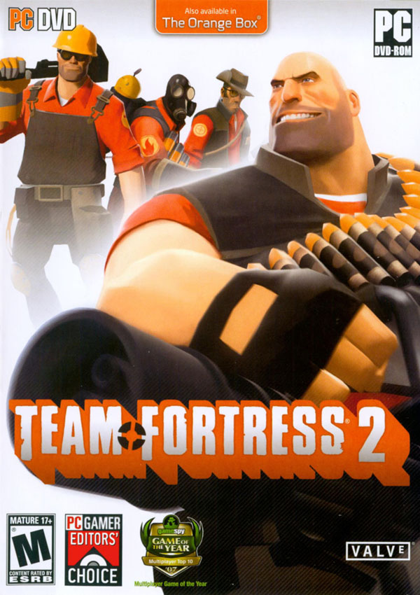 Team Fortress 2 Download Cover Free Game