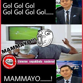 Arti Kata Mamayo - Komentator Sepakbola tvOne