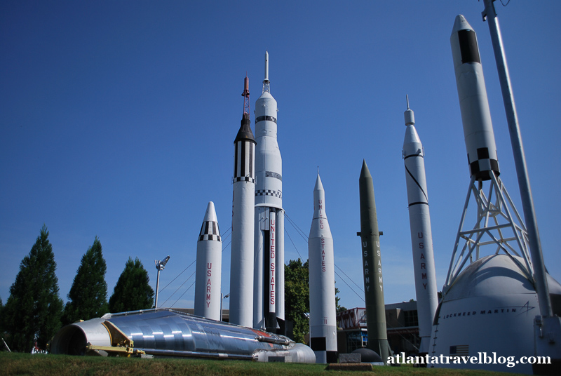 US Space & Rocket Center, Alabama
