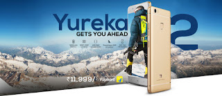 Yu Yureka 2 launched - Price, Specifications and Features