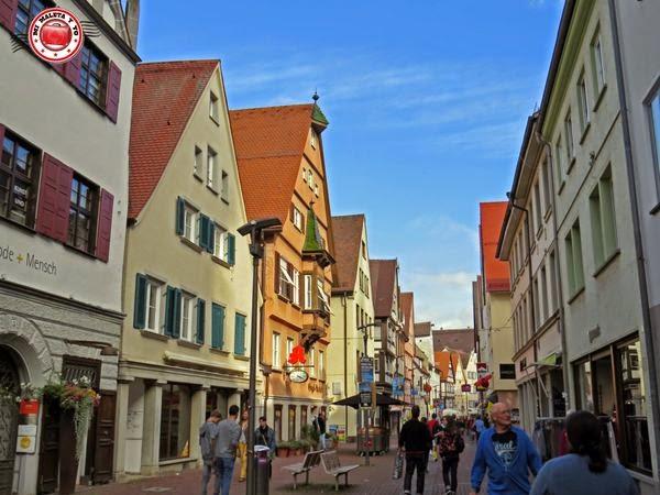 Calles de Ulm