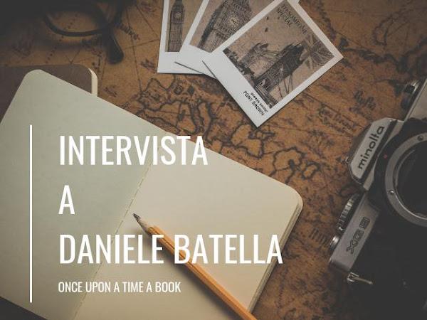 Intervista A Daniele Batella