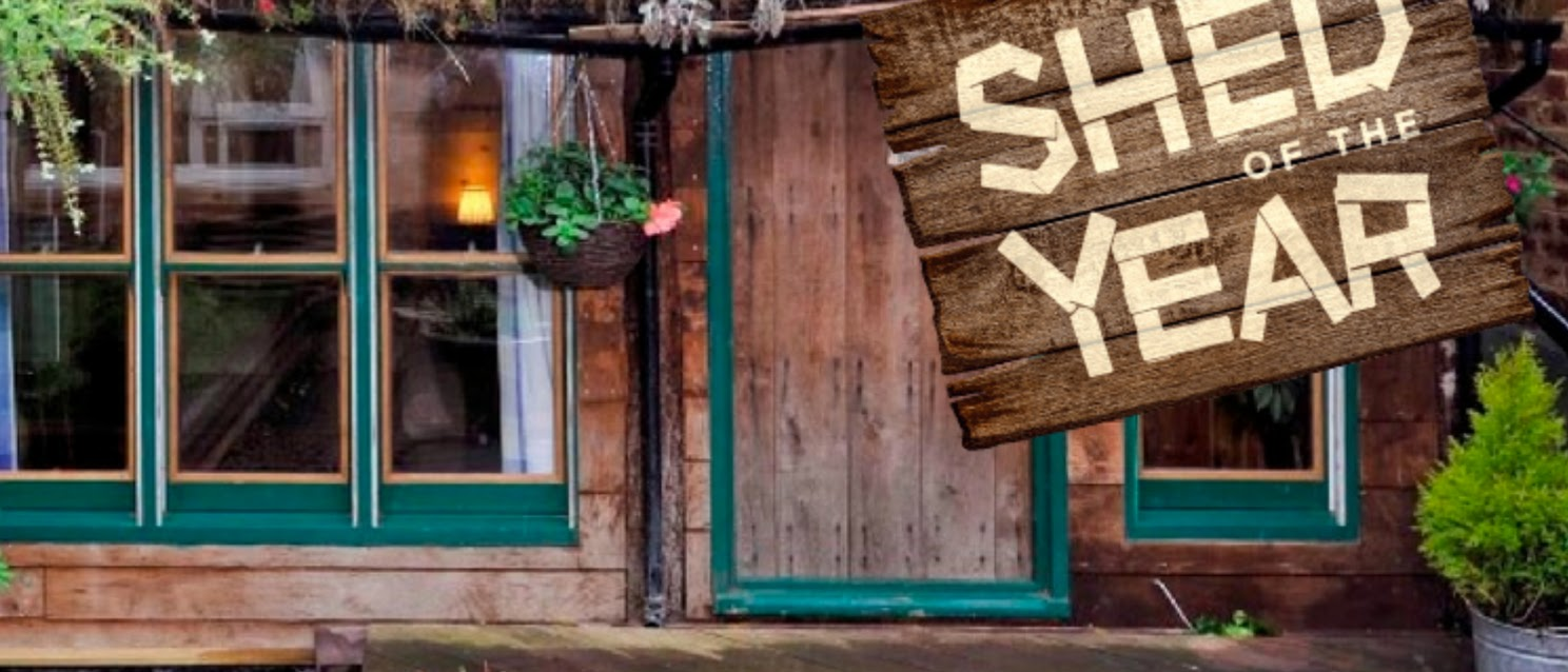 Shedworking Shed Of The Year 2017 Entries Open