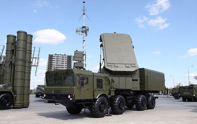Radar S-400 Triumph