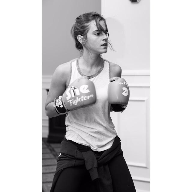 Emma-Watson-boxing-training-Lina-Khalifeh