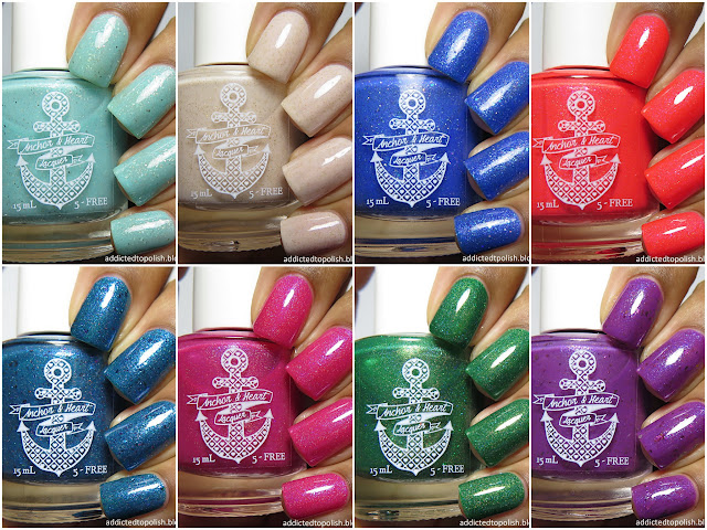 anchor and heart lacquer home collection