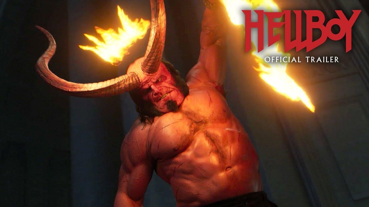 Synopsis Film  Hellboy (2019)